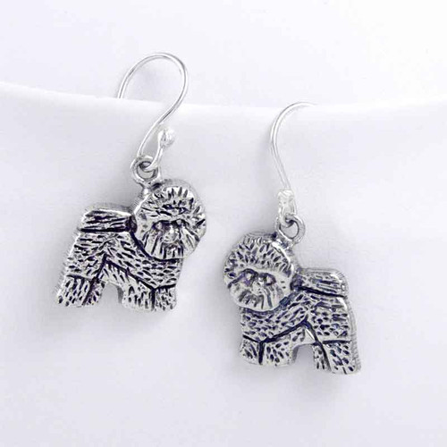 Bichon Frise Earrings