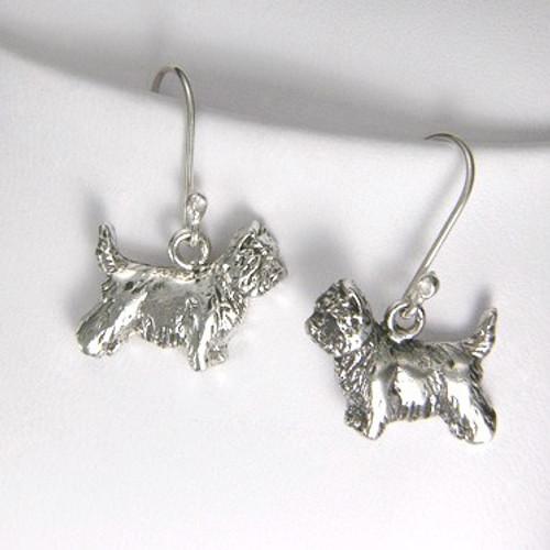 Cairn Terrier Earrings