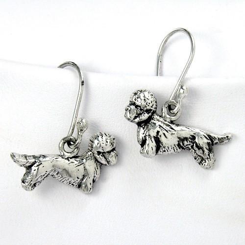 Dandie Dinmont Earrings