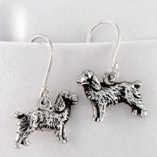 Field Spaniel Earrings