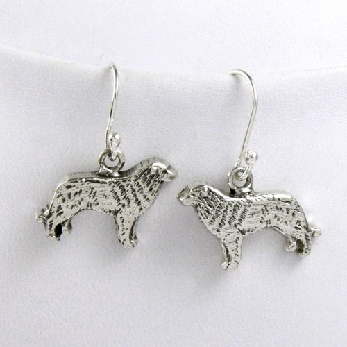 Great Pyrenees Earrings