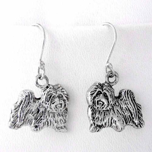 Havanese Earrings