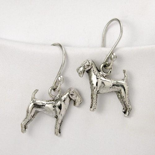 Irish Terrier Earrings