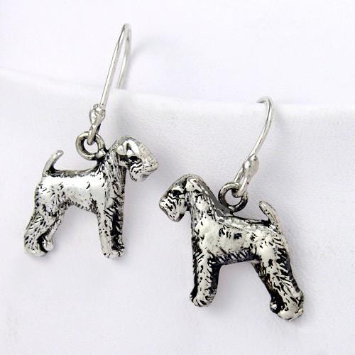 Lakeland Terrier Earrings