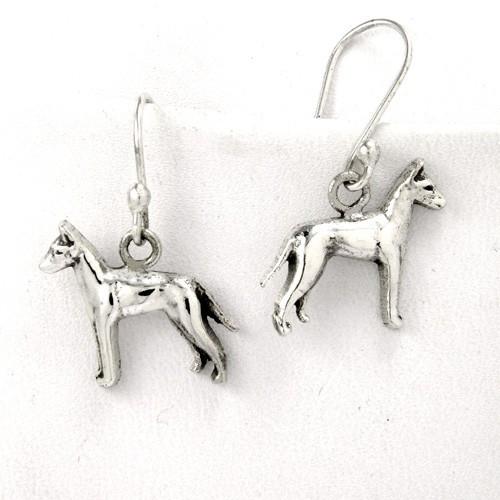 Manchester Terrier Earrings
