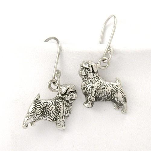 Norfolk Terrier Earrings