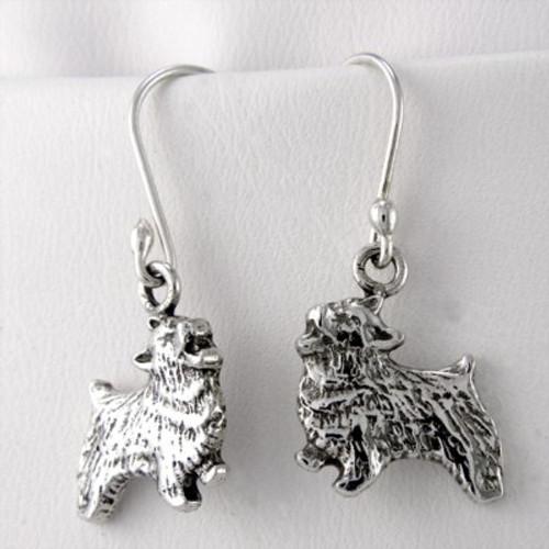 Norwich Terrier Earrings
