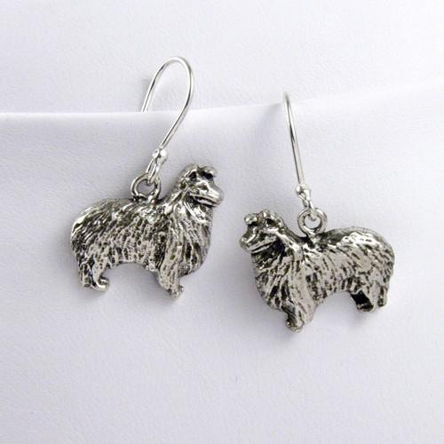 Sheltie Earrings