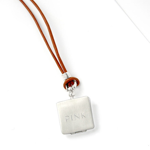 Leather Cord Necklace