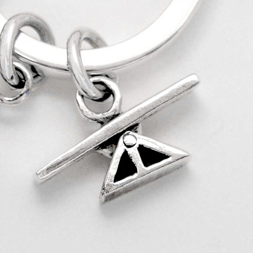 Agility Teeter Totter Charm