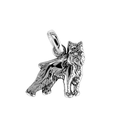 Brussels Griffon Medium Charm