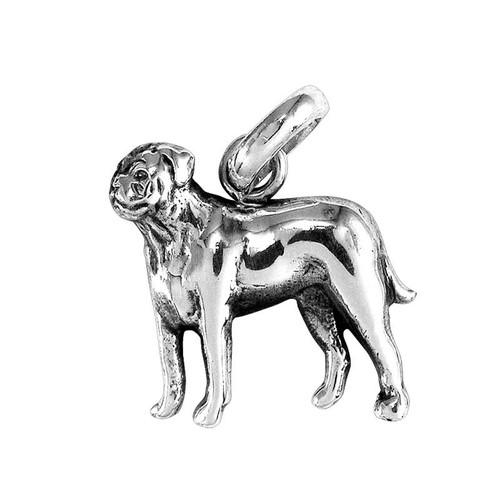 Bull Mastiff Medium Charm