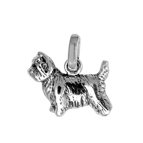 Cairn Terrier Medium Dog Charm