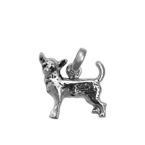 Chihuahua Medium Charm