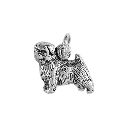 Norfolk Terrier Small Charm