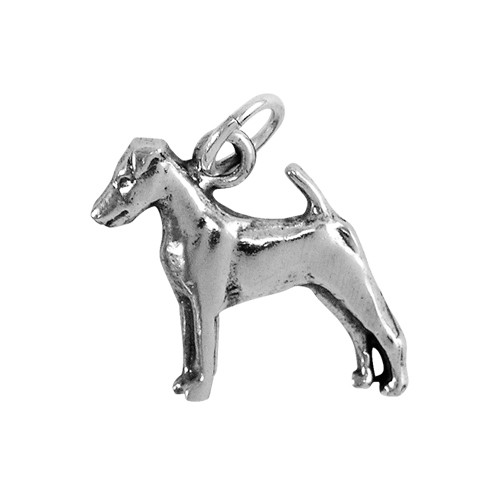 Smooth Fox Terrier Small Charm