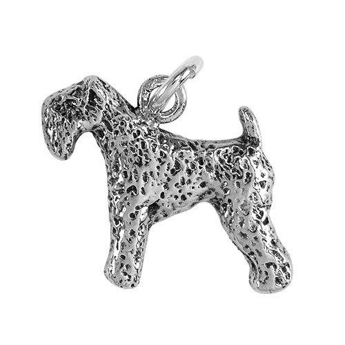 Kerry Blue Terrier Small Charm