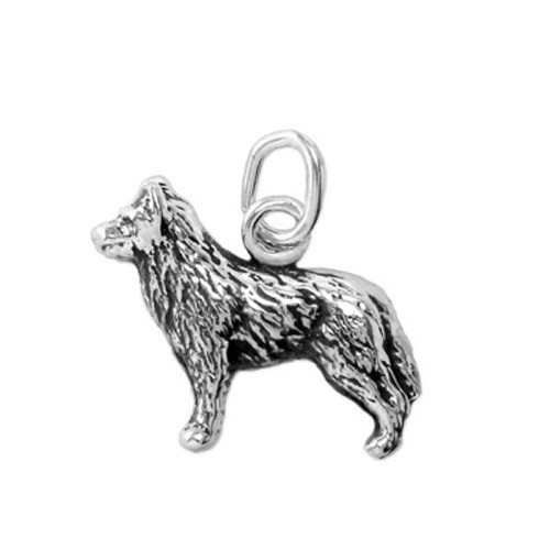 Australian Cattle Dog Small Charm
