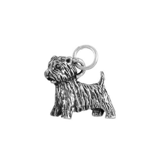 Westie 3D Charm Small Dog