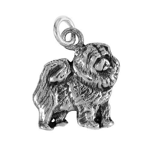 Chow Chow Small Charm