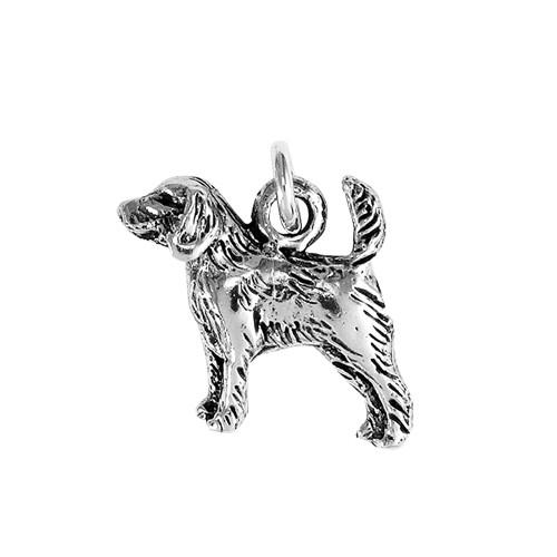 Beagle Hound Small Charm
