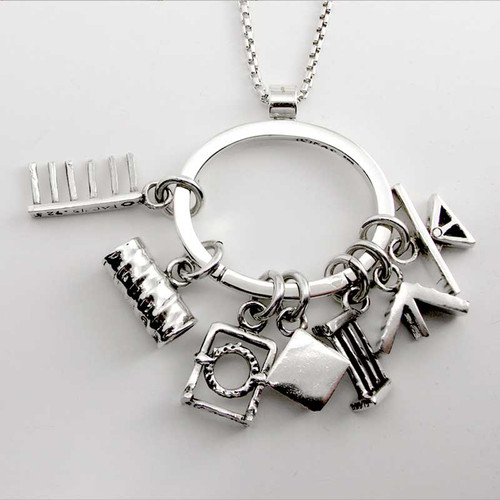 Agility Charm Necklace