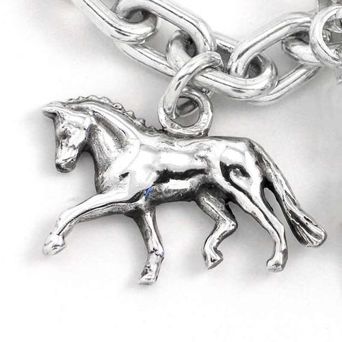 Horse Body Dressage