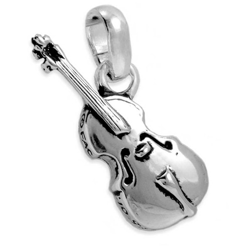 Upright Bass Charm