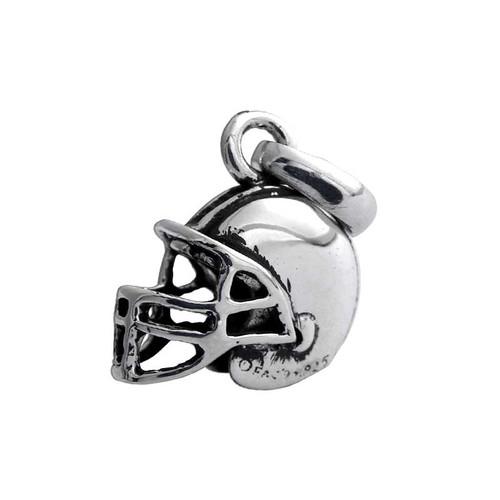 Football Helmet Charm