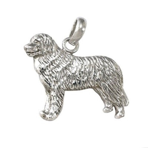 Bernese Mountain Dog Large Charm