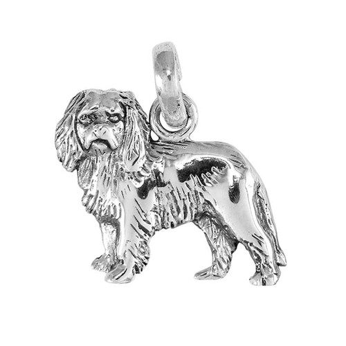 Cavalier King Charles Large Charm