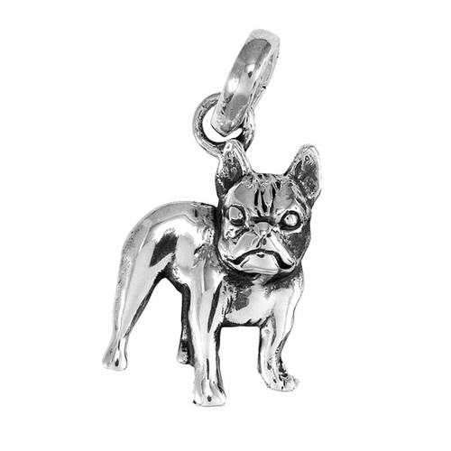 French Bulldog Large Charm