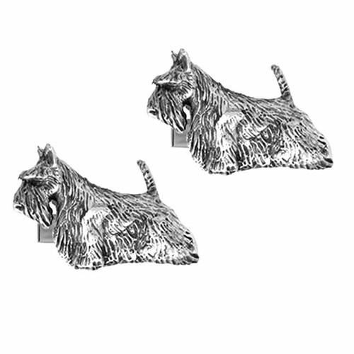 Scottish Terrier Cufflinks