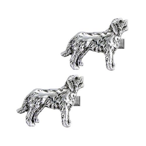 Goldendoodle Cufflinks