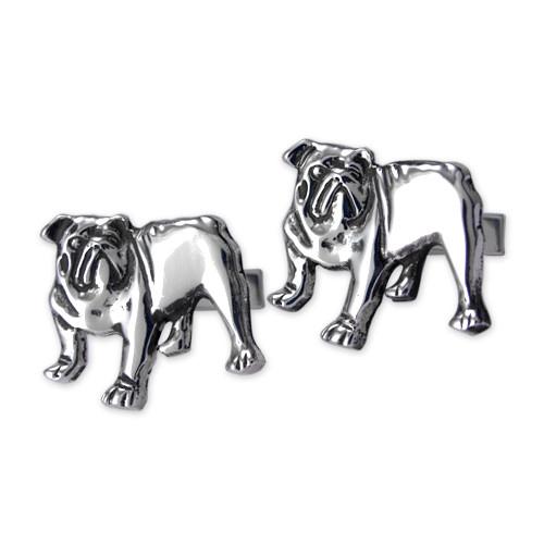 Bull Dog Cufflinks