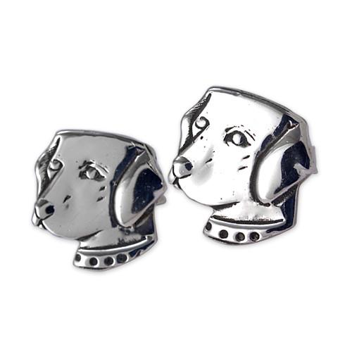 Labrador Head Cufflinks
