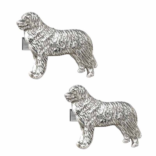 Bernese Mountain Dog Cufflinks