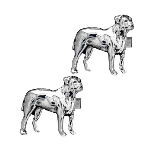 Bull Mastiff Cufflinks
