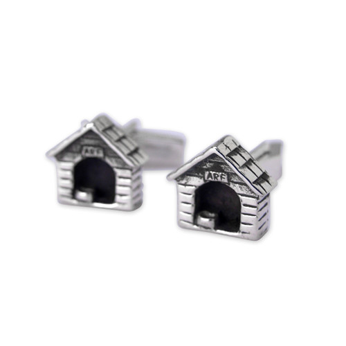Dog House Cufflinks