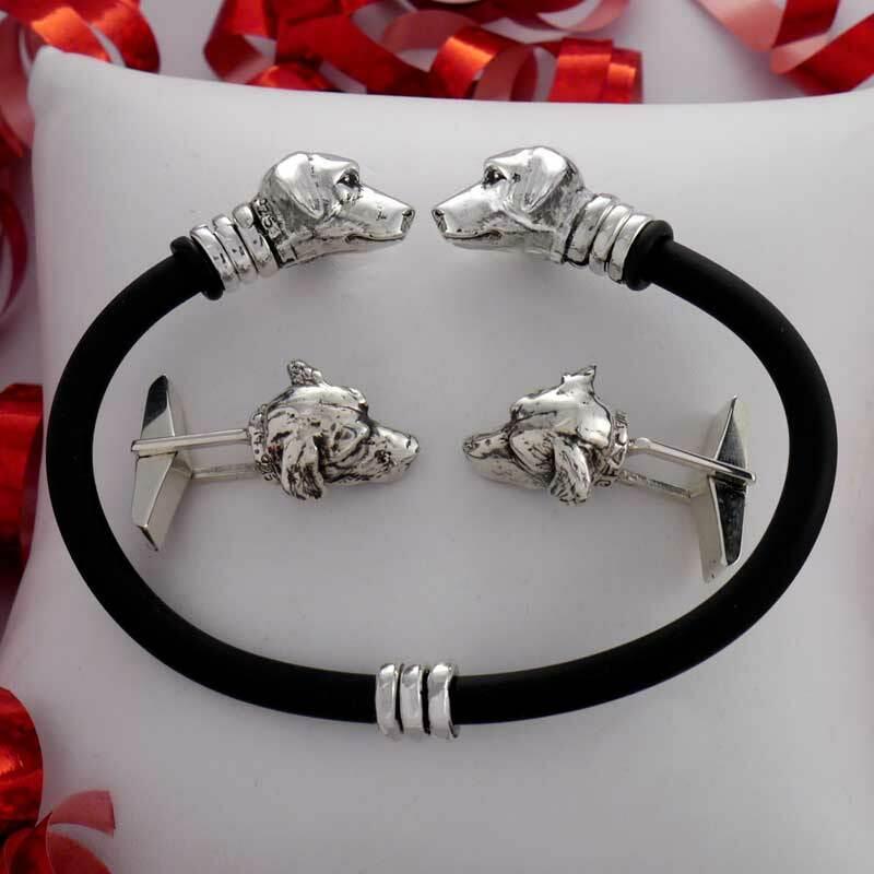 Dog Head Bracelets