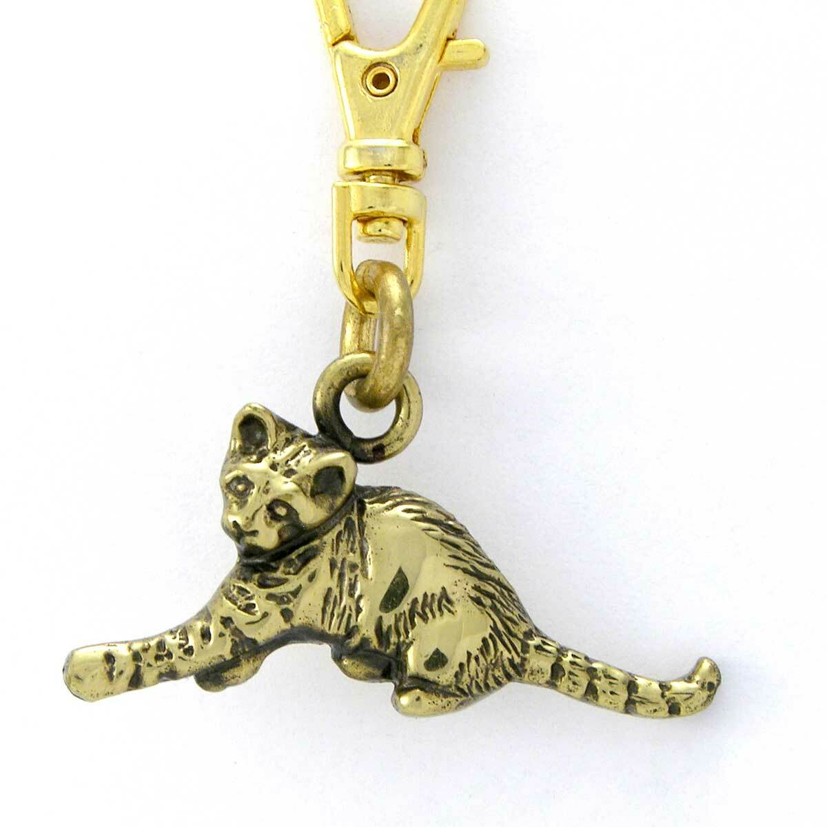 Cat Zipper Pulls