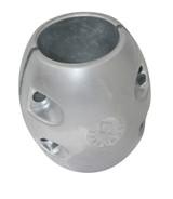 """Tecnoseal 4"""" Shaft Anode Zinc (X-17)"""