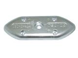 Tecnoseal TEC-25/ Z-404 Hull Plate Anode Zinc