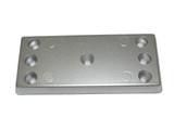 Tecnoseal A-30AL Hull Plate Anode Aluminum