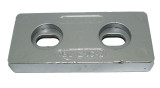 Tecnoseal ZHC-2 Hull Plate Anode Zinc