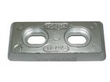 Tecnoseal ZHC-3 Hull Plate Anode Zinc