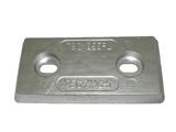 Tecnoseal ZHC-5 Hull Plate Anode Zinc