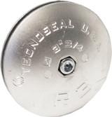 "R2MG 2-13/16"" Rudder/Trim Tab Anode Magnesium"