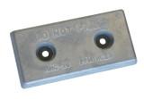 10 LB Anode w/holes (ACH-10)