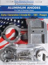 Mercruiser Alpha 1 Generation 2 ALU (1991 – Present)